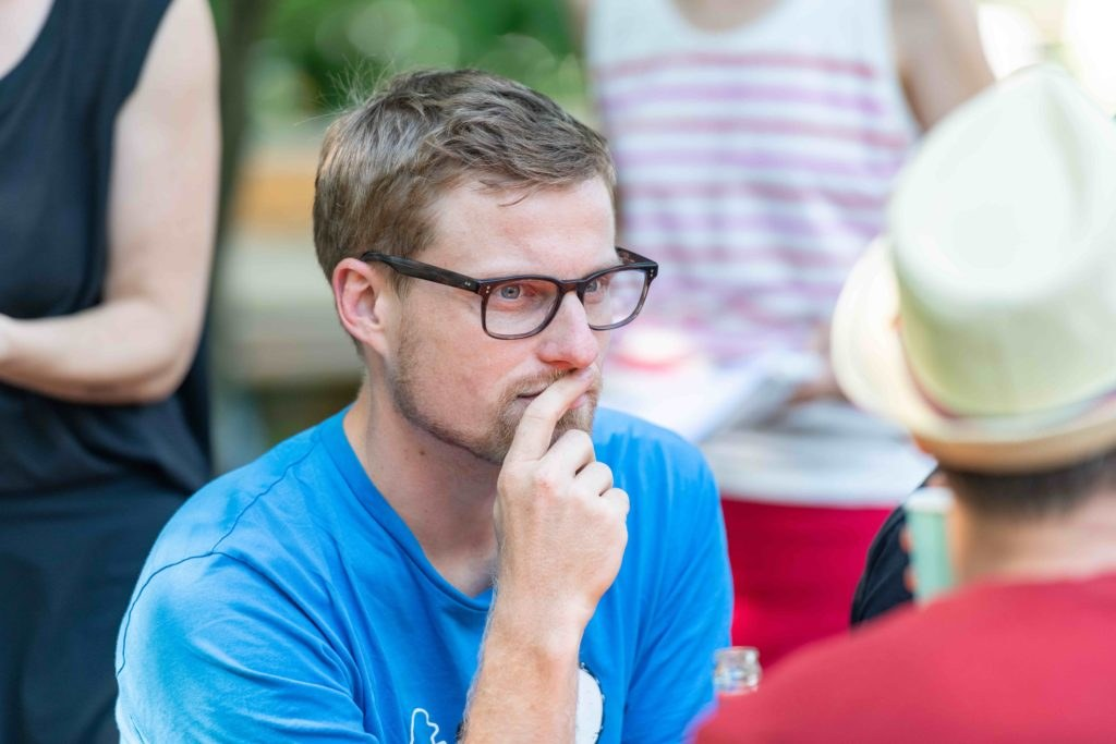 Manifest-Kollektiv des Schaffarei Festivals 2019