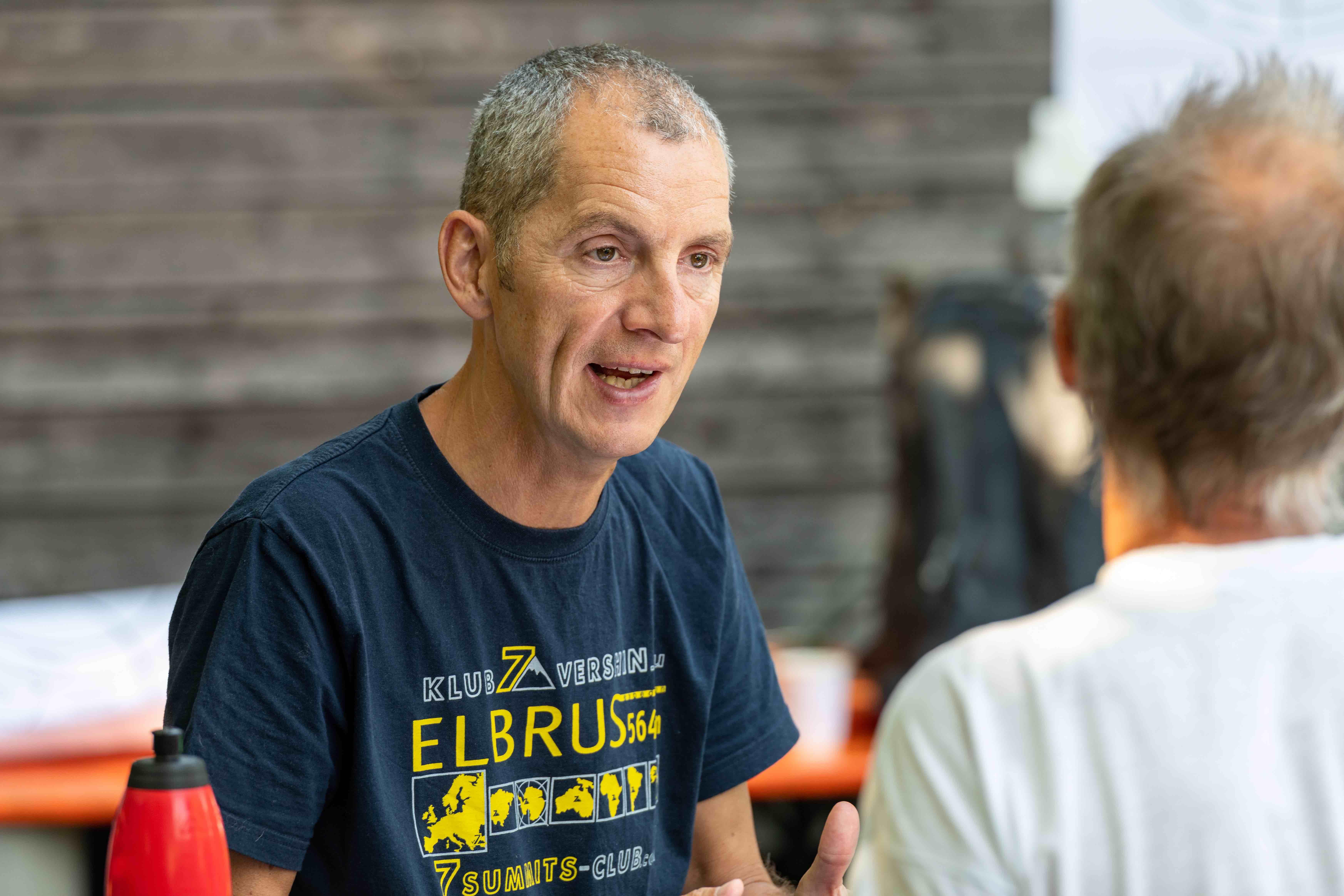 Dieter Schneider, 53, Höchst