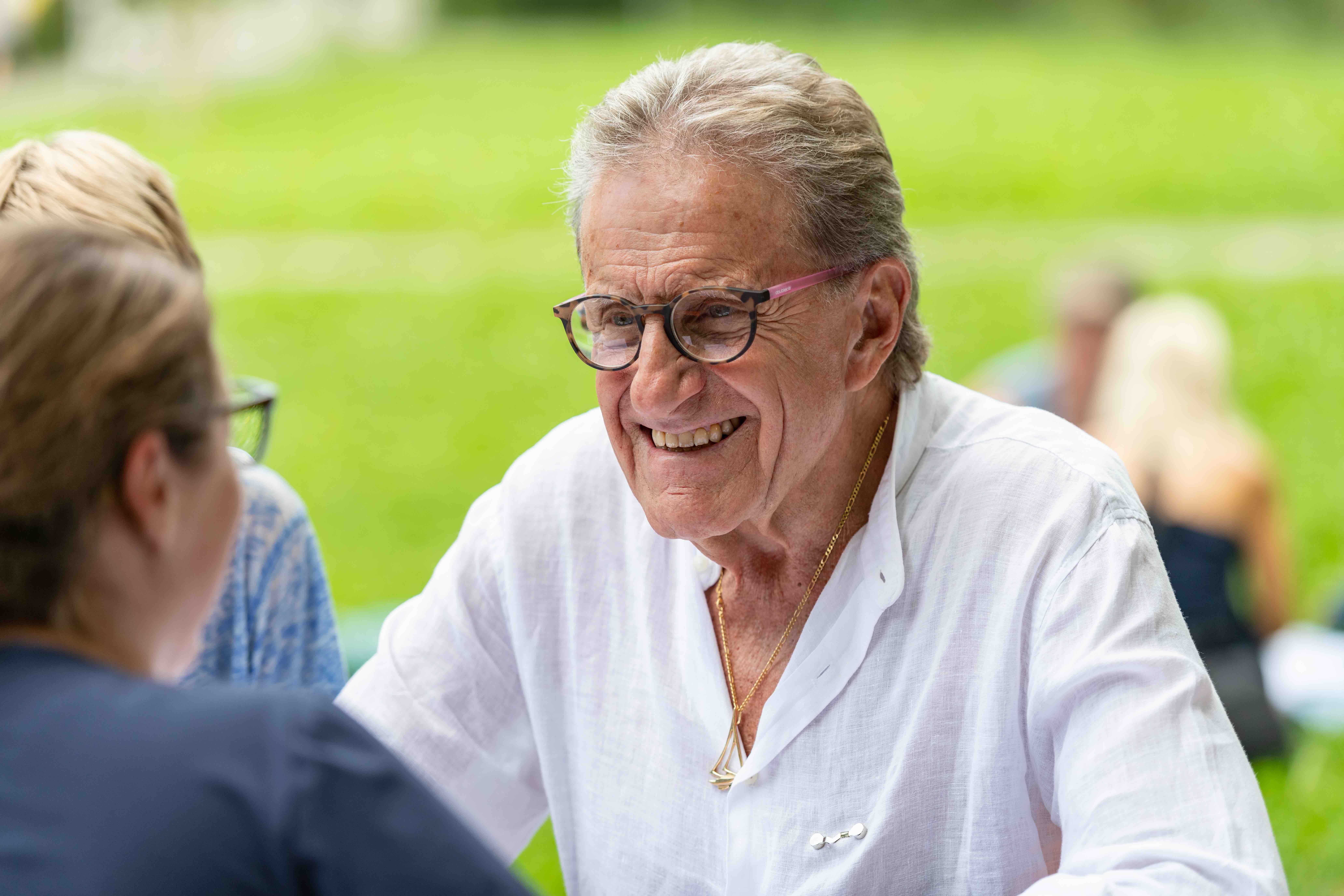 Alex Brockhoff, 75, Liechtenstein