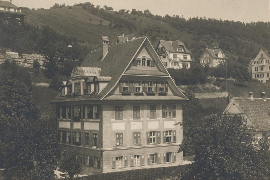 Schaffarei Haus früher